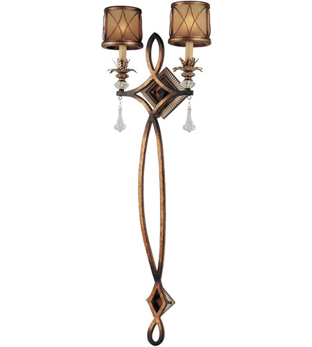 Minka-Lavery Aston Court 2 Light Sconce in Aston Court Bronze 4742-206 photo