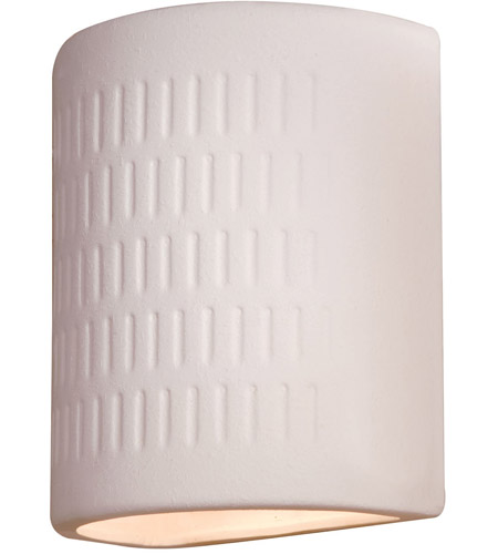 The Great Outdoors by Minka Ceramic 1 Light Outdoor Wall in White 564-PL photo