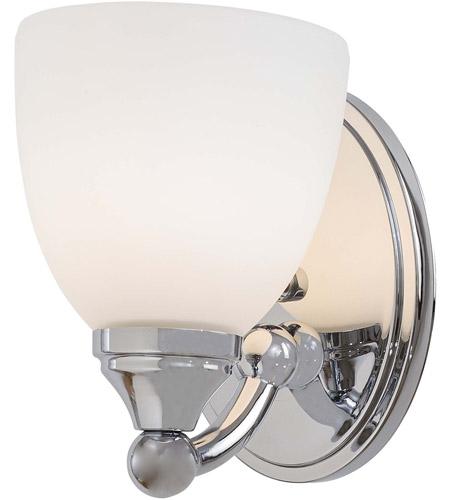 Minka-Lavery Taylor 1 Light Bath in Chrome 5841-77 photo