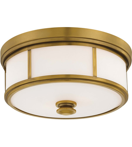 Minka-Lavery Liberty Gold Signature Flush Mounts