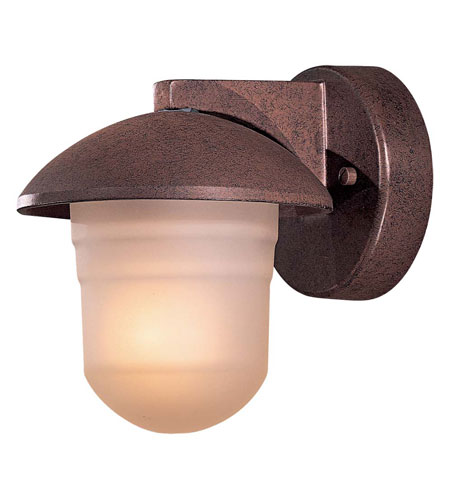 The Great Outdoors by Minka Danbury 1 Light Outdoor Wall in Antique Bronze 71153-91 photo