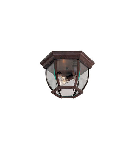 The Great Outdoors by Minka Signature 3 Light Flushmount in Antique Bronze 71174-91 photo