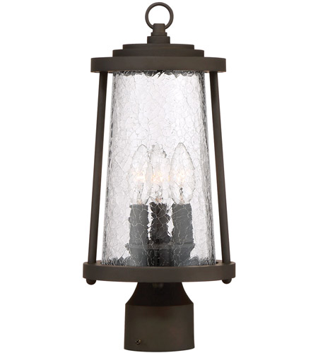 Minka-Lavery Oil Rubbed Bronze Post Lights