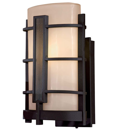 The Great Outdoors by Minka Lumiere de Ville 1 Light Wall Lamp 72042-A66-PL photo