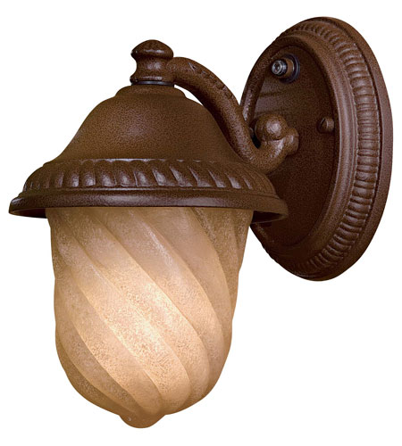 The Great Outdoors by Minka Grafton Road 1 Light Outdoor Wall in Taylor Bronze 72071-489-PL photo