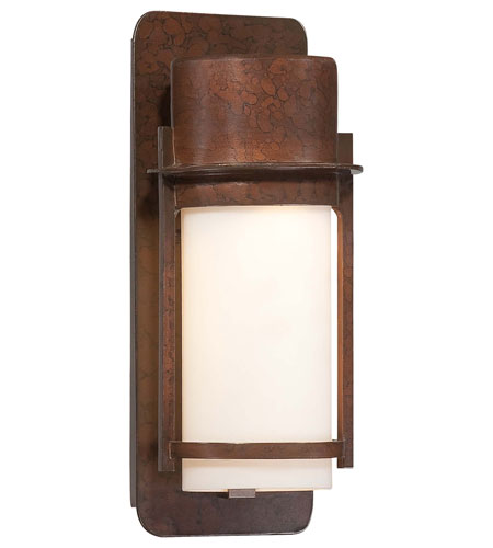 The Great Outdoors by Minka Artisan Lane 1 Light Outdoor Lighting in Architectural Bronze 72251-171 photo