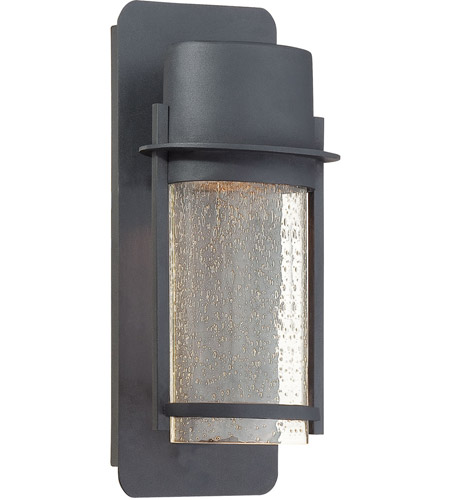 Minka-Lavery 72251-66 Artisan Lane 1 Light 13 inch Black Outdoor Wall Mount Lantern photo