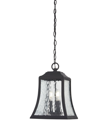 Minka-Lavery Black Outdoor Pendants/Chandeliers