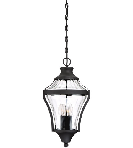 Minka Lavery 72564 66 Libre 4 Light 11 Inch Black Outdoor Pendant The Great Outdoors