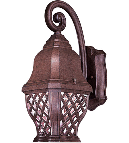 Minka-Lavery 8012-91-PL Arbor Hill 1 Light 15 inch Antique Bronze Outdoor Wall photo