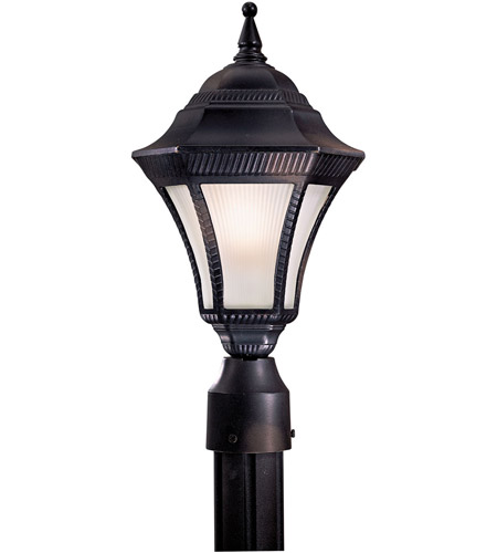 The Great Outdoors by Minka Segovia 1 Light Post Light in Heritage 8206-94-PL photo