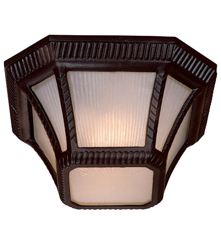 The Great Outdoors by Minka Segovia 1 Light Flushmount in Heritage 8209-94-PL photo