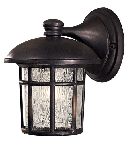 Minka-Lavery 8251-94 Cranston 1 Light 9 inch Heritage Outdoor Wall Mount Lantern photo