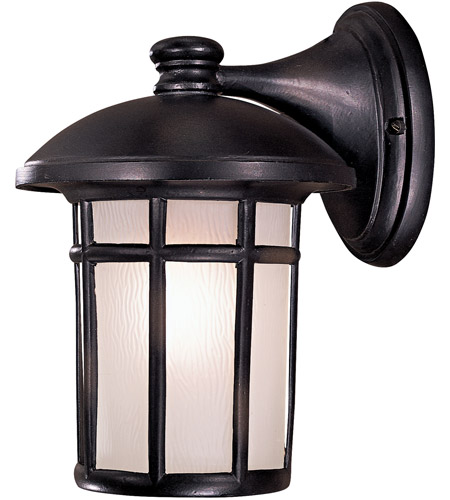 Minka-Lavery 8252-94-PL Cranston 1 Light 13 inch Heritage Outdoor Wall Mount photo
