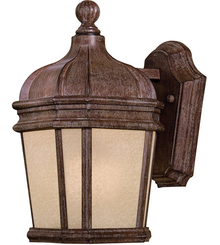 The Great Outdoors by Minka Harrison 1 Light Outdoor Wall in Vintage Rust 8690-1-61-PL photo
