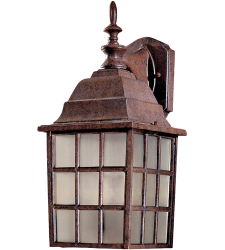 Minka-Lavery 8718-91 Bridgeport 2 Light 18 inch Antique Bronze Outdoor Wall Mount Lantern  photo