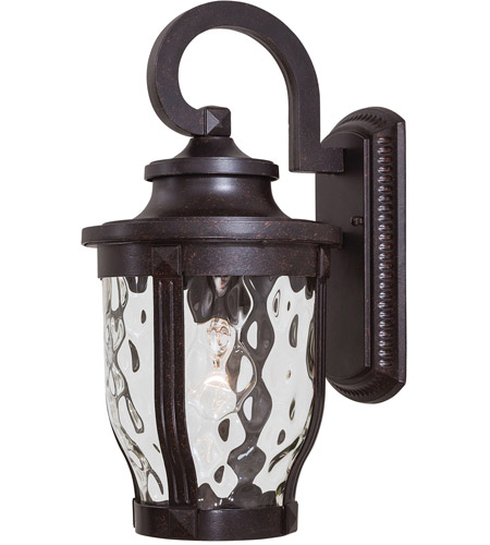 Minka-Lavery 8762-166 Merrimack 1 Light 16 inch Corona Bronze Outdoor Wall Mount Lantern photo
