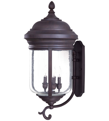 the great outdoors by minka amherst 5 light outdoor wall in roman