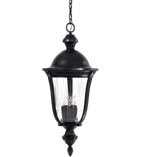 The Great Outdoors by Minka Morgan Park 5 Light Hanging in Heritage 8844-94 photo
