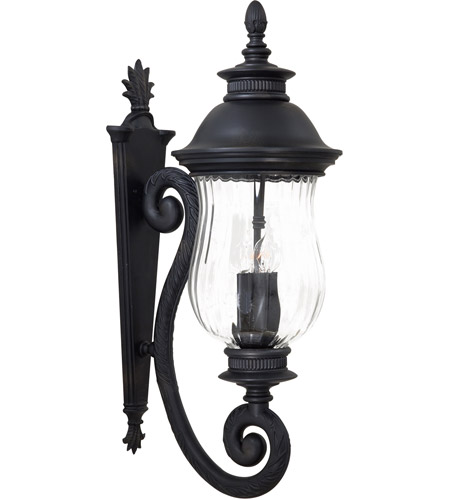 The Great Outdoors by Minka Newport 4 Light Outdoor Wall in Heritage 8903-94 photo