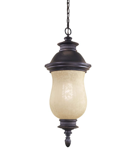 Minka-Lavery 8904-94-PL Newport 1 Light 12 inch Heritage Outdoor Hanging in GU24 photo