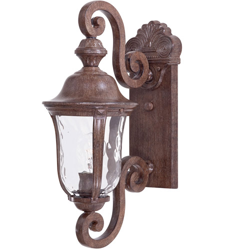 Minka-Lavery 8990-61 Ardmore 1 Light 20 inch Vintage Rust Outdoor Wall Light, The Great Outdoors photo thumbnail