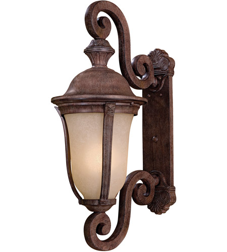 Minka-Lavery 8992-61-PL Ardmore 1 Light 32 inch Vintage Rust Outdoor Wall Mount photo
