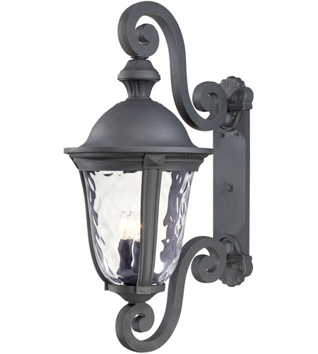 The Great Outdoors by Minka Ardmore 3 Light Wall Bracket 8992-66 photo