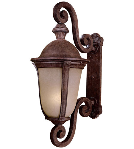 The Great Outdoors by Minka Ardmore 1 Light Outdoor Wall in Vintage Rust 8993-61-PL photo