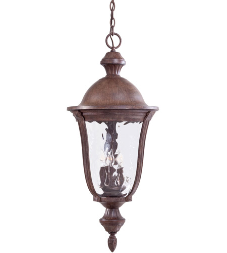 The Great Outdoors by Minka Ardmore 5 Light Hanging in Vintage Rust 8994-61 photo