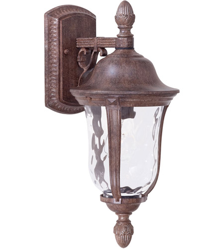 The Great Outdoors by Minka Ardmore 1 Light Outdoor Wall in Vintage Rust 8997-61 photo
