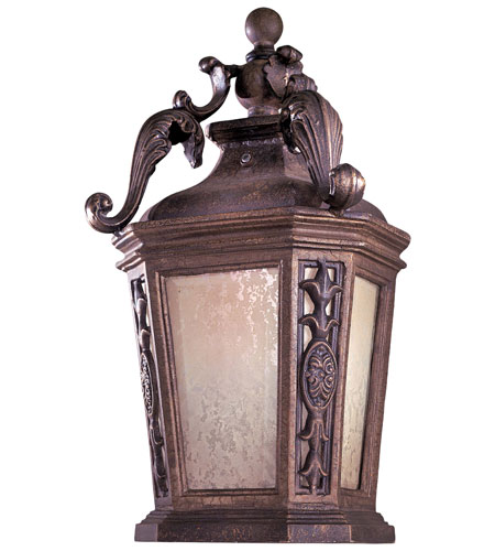 Minka-Lavery 9080-407-PL Buckingham 1 Light 19 inch Prussian Gold Outdoor Wall photo