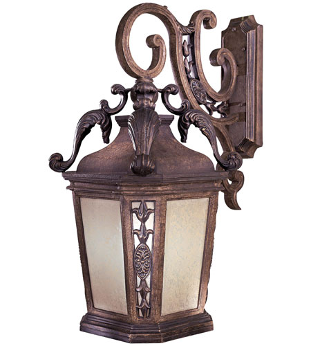 Minka-Lavery 9083-407-PL Buckingham 1 Light 33 inch Prussian Gold Outdoor Wall photo