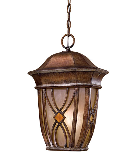 The Great Outdoors by Minka Aston Court 1 Light Hanging in Aston Patina 9184-184-PL photo