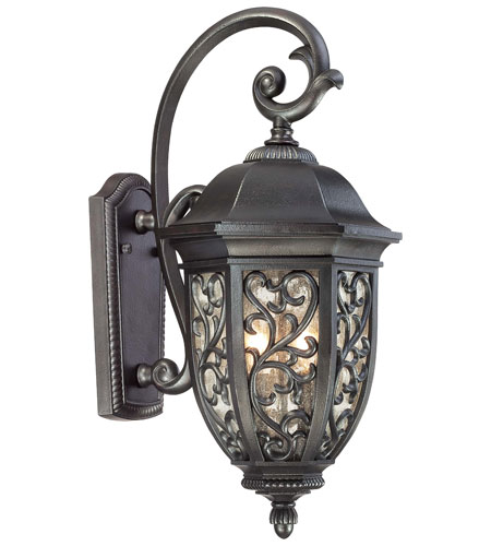 The Great Outdoors by Minka Allendale Park 2 Light Outdoor Wall Lantern in Allendale Bronze 9262-262 photo