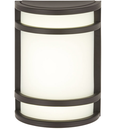 Minka-Lavery 9801-143 Bay View 1 Light 10 inch Oil Rubbed Bronze Outdoor Pocket Lantern photo