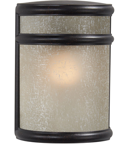 Minka-Lavery 9811-166 Delshire Point 1 Light 8 inch Corona Bronze Outdoor Pocket Lantern photo