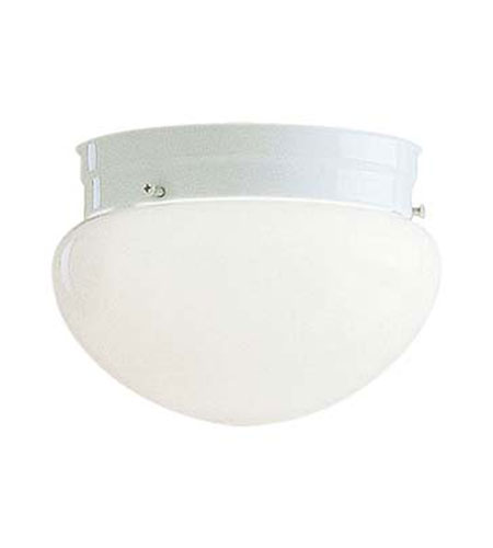 The Great Outdoors by Minka Signature 1 Light Flushmount F18-7009-44 photo