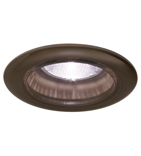 Minka-Lavery Signature 4in Recessed effetre Glass Trim in Gray WG500-BK photo