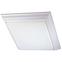 Minka-Lavery Signature 4 Light Fluorescent Flushmount in White 1000-44-PL