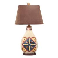 Minka-Lavery 10241-0 Minka Lavery 150 watt Hand Painted As Keeping Sample Table Lamp Portable Light