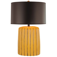 Minka-Lavery Signature 1 Light Table Lamp in Yellow 10309-0