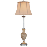 Minka-Lavery Signature 1 Light Buffet Lamp in Sonoma Silver 10374-0