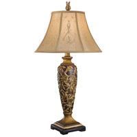 Minka-Lavery Jessica McClintock Home Salon Grand 1 Light Table Lamp in Florence Patina 10503-477