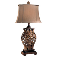 Minka-Lavery Signature 1 Light Table Lamp in Antique Gold 10693-192