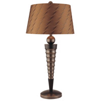 Minka-Lavery Signature 1 Light Table Lamp in Dunrook 10854-0