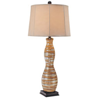 Minka-Lavery Signature 1 Light Table Lamp in Brown 10877-0
