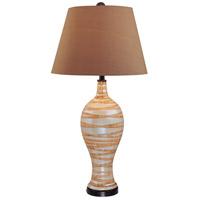 Minka-Lavery 10878-0 ML 34 inch 150.00 watt Beige Table Lamp Portable Light