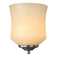 Dakota 1 Light 7 inch Antique Nickel Sconce Wall Light