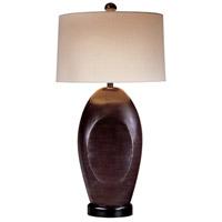 Minka-Lavery 12213-0 Signature 0 watt Black Table Lamp Portable Light Ambience